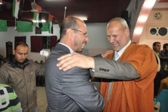 حفل زفاف المحرر القائد عبد الرحمن القيق