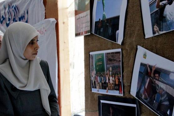 استضافة الأسيرة المحررة أحـلام التميمــي في الجامعة الأردنية