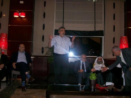 هيئة علماء فلسطين بالخارج تكريم المحررين في قطر
