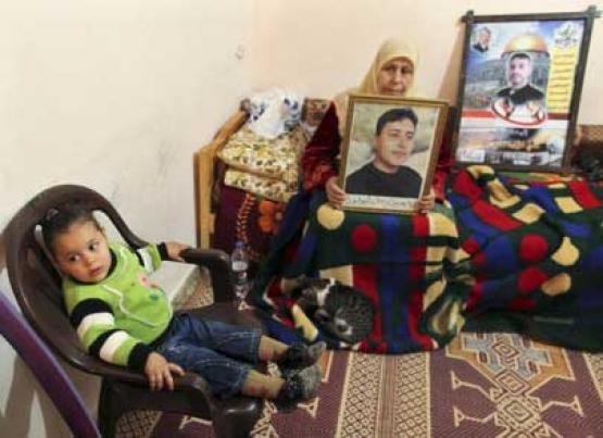 استعداد أهالي الاسرى لاستقبال ابنائهم في غزة