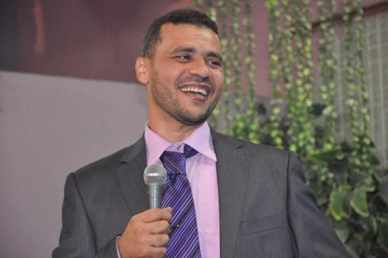 زفاف المحرر القسامي خالد المغير في مدينة رفح