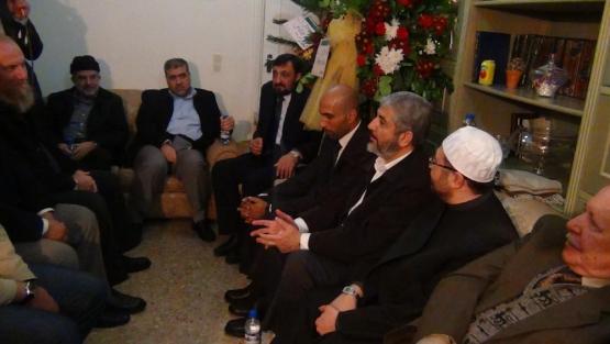 عقد قران القائد المحرر زاهر جبارين برفقة مشعل