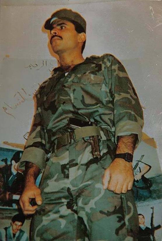 الشهيد القسامي/ رائد زكارنة