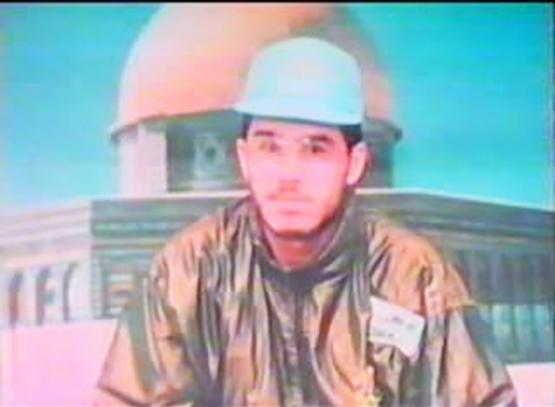 الشهيد القسامي/ عبد الرحمن حمدان