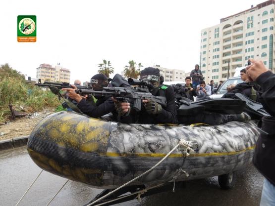 وحدة الكوماندوز البحري القسامية