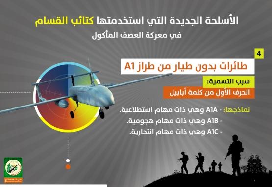 طائرات بدون طيارة من نوع أبابيل
