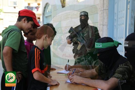 نقاط التسجيل لمخيمات طلائع التحرير
