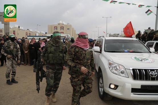 الناطق العسكري باسم القسام