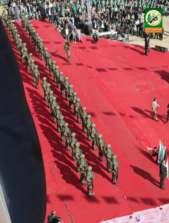 انطلاقة حماس الـ30