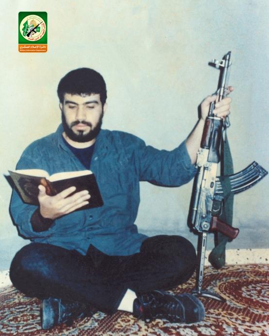 الشهيد القسامي/ إبراهيم عاشور