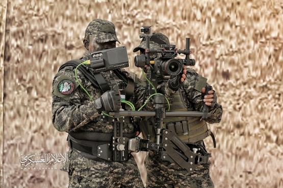 الإعلام العسكري في مهرجان الانطلاقة الـ31