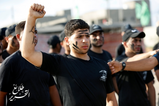 طلائع التحرير - اليوم الثاني - لواء غزة