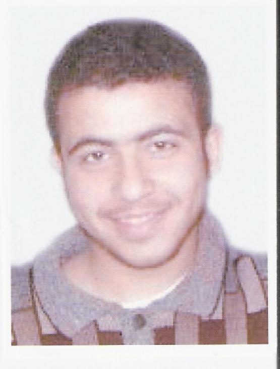 الشهيد القسامي/ امير احمد عبد العال