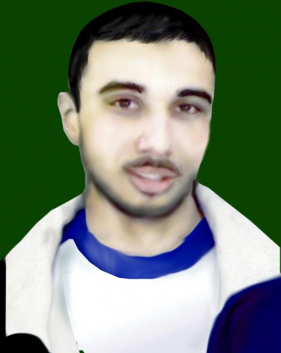 الشهيد القسامي معتصم فؤاد الزربتلي