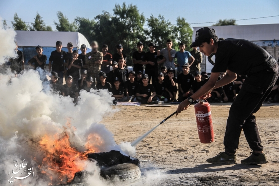 طلائع التحرير - اليوم الرابع- لواء رفح