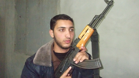 الشهيد القسامي محمد زياد قنوع