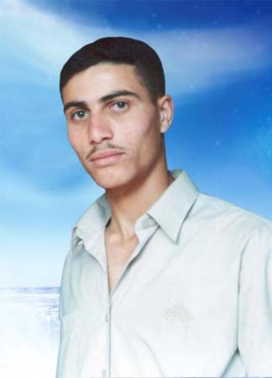 الشهيد القسامي طارق أحمد حلس