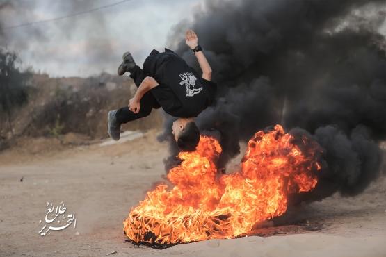 طلائع التحرير - اليوم الثاني - لواء الوسطى