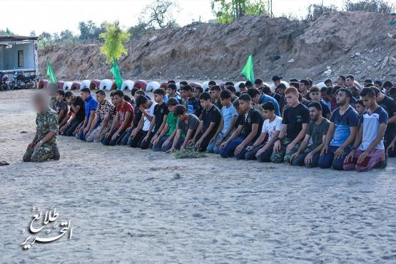 طلائع التحرير - اليوم الأول - لواء غزة