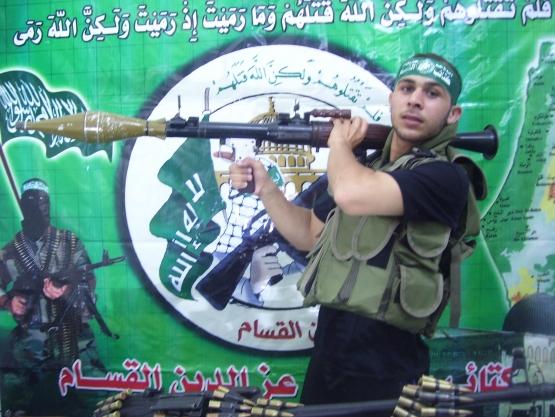 الشهيد القسامي ياسر راشد إسليم