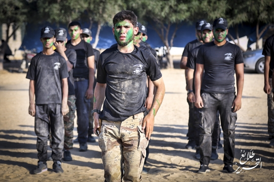 طلائع التحرير - اليوم الثالث - لواء خانيونس