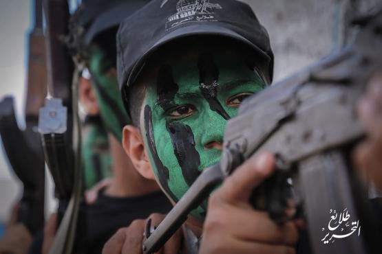 طلائع التحرير - اليوم الثاني - لواء خان يونس