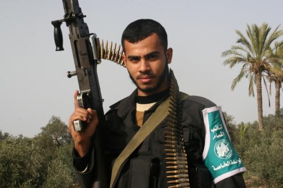الشهيد القسامي/ حسن جمال شعبان كرت