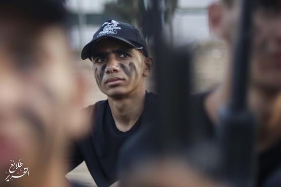 طلائع التحرير - اليوم الأول - لواء رفح