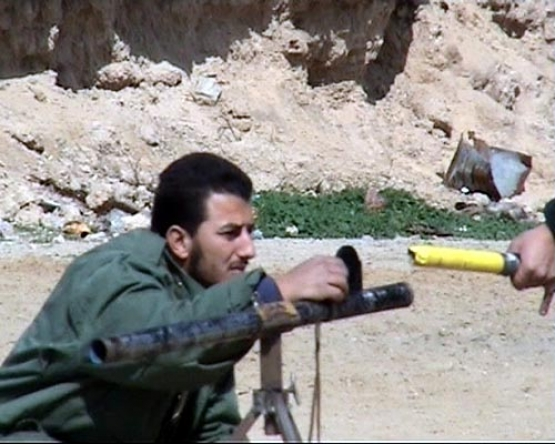 الشهيد القسامي/ عبد المعطي محمد أبو دف
