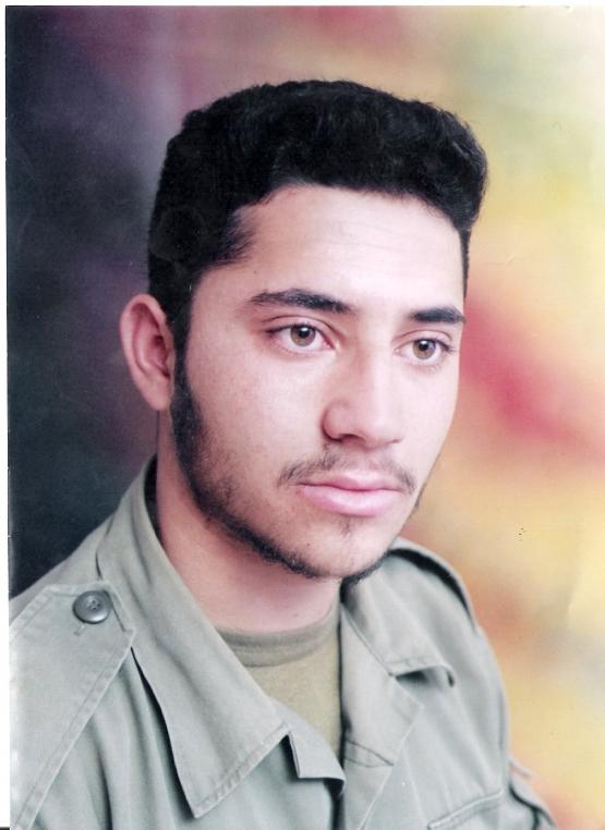 الشهيد القسامي هاني محمد أبو القمبز