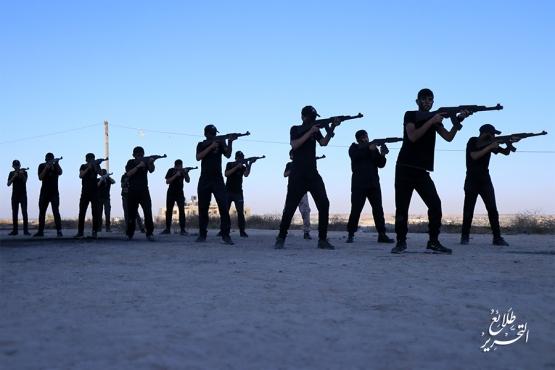 طلائع التحرير - اليوم الرابع- لواء الشمال