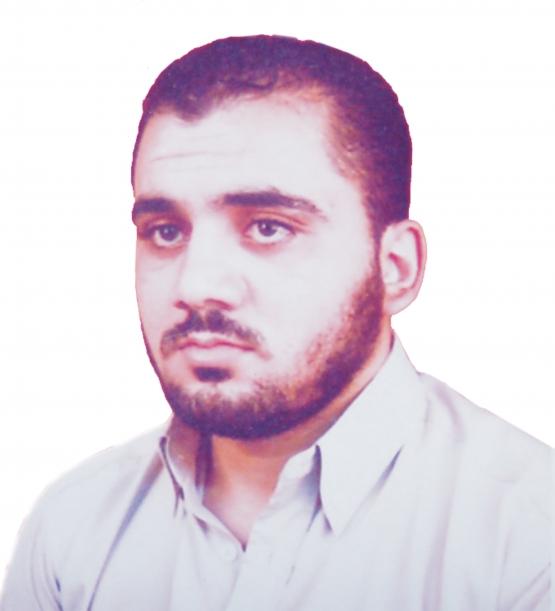 الشهيد القسامي/ علاء انو رأفت حرز الله