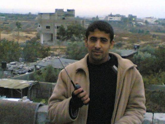 الشهيد القسامي/ مسعود جمال شملخ