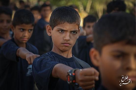 اليوم الثالث من المرحلة الثانية لطلائع التحرير - لواء خانيونس