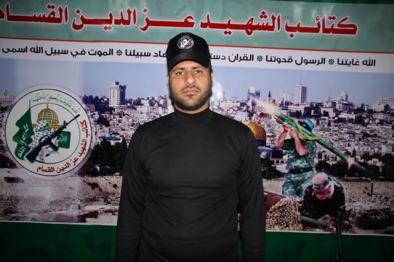 الشهيد القسامي شريف جلال القرشلي