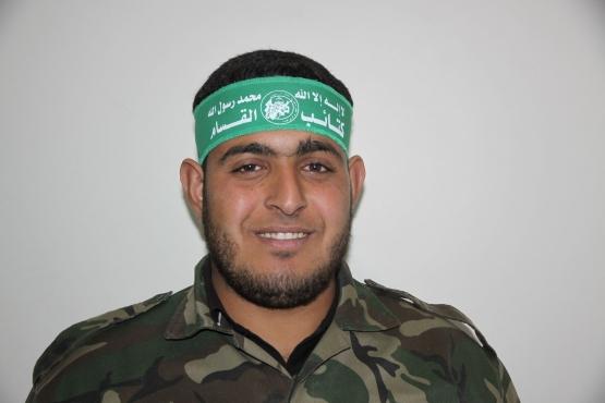 الشهيد القسامي عامر يحيى أبو العطا