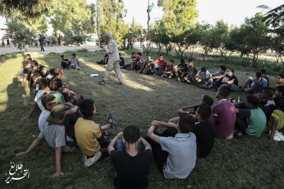 اليوم الثاني من المرحلة الثانية لطلائع التحرير - لواء رفح
