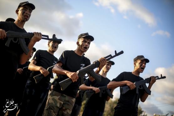 طلائع التحرير - اليوم الثاني - لواء رفح