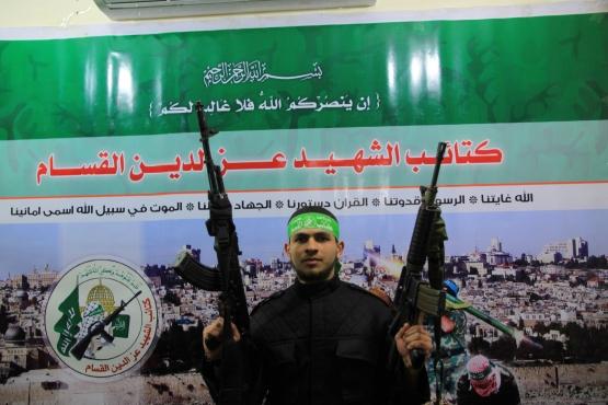 الشهيد القسامي رامي زياد قنيطة