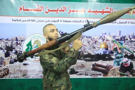 الشهيد القسامي محمد خميس الغلبان