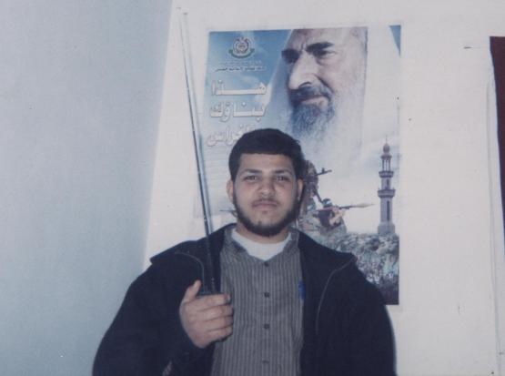 الشهيد القسامي/ أحمد كمال الوصيفي