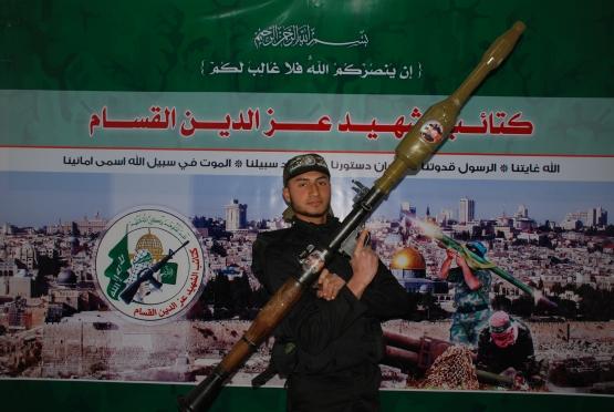 الشهيد القسامي محمود عبد الناصر بهار