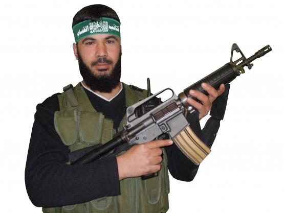 الشهيد القسامي رامز محمود أبو الخير