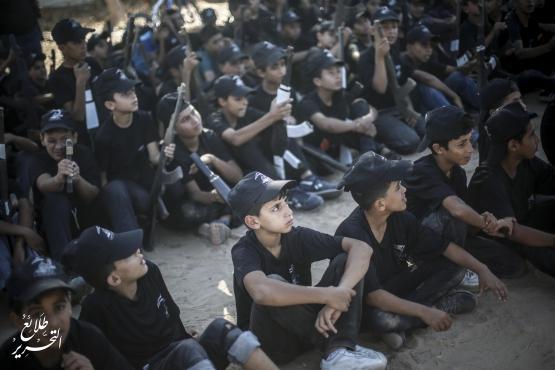 اليوم الثالث من المرحلة الثانية لطلائع التحرير - لواء رفح
