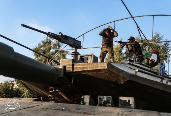 طلائع التحرير - اليوم الثالث - لواء رفح