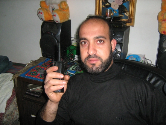 الشهيد القسامي/ رمضان أحمد أبو الخير