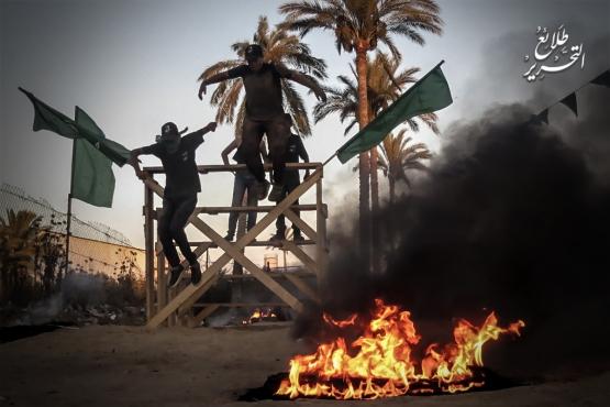 طلائع التحرير - اليوم الرابع- لواء الوسطى