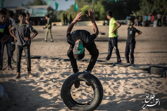 اليوم الثاني من المرحلة الثانية لطلائع التحرير - لواء الوسطى