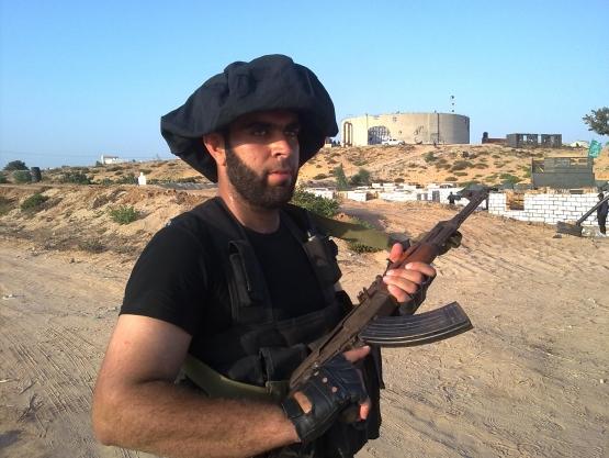 الشهيد القسامي محمد عبد الرحيم أبو بيض