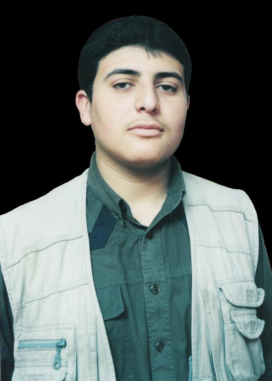 الشهيد القسامي/ فادي إبراهيم نصار